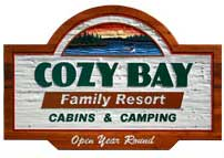 Cozy Bay Resort Logo